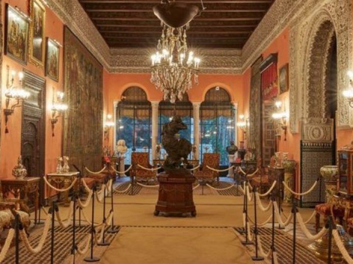 El palacio de Las Dueñas, el museo sevillano donde nació Antonio Machado