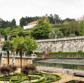 El parque del Pasatiempo, al servicio de Betanzos