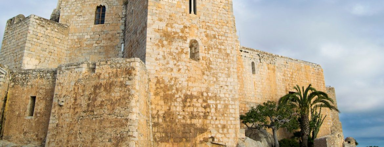 Castillo de Peñíscola, la Santa Sede del Papa Luna