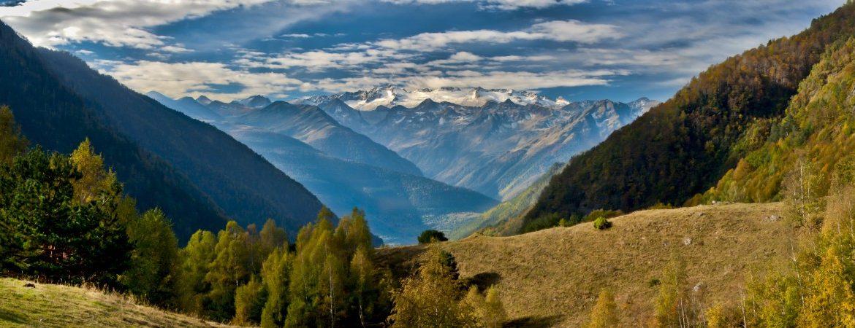 Leyenda de la formación de los Pirineos