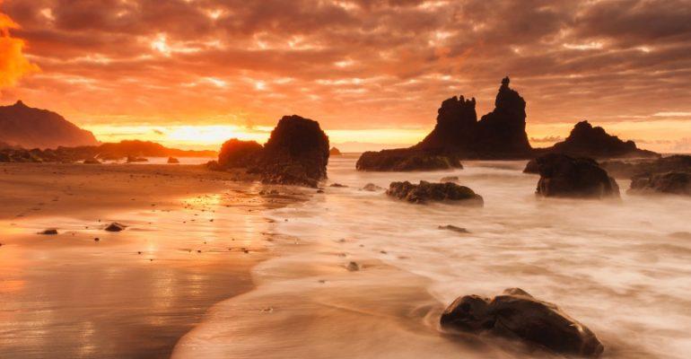 La playa de Benijo, un secreto que empieza a despegar   El Rincón del Finde: A remojo 1