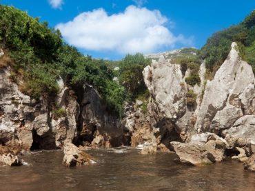Gulpiyuri o la playa más pequeña del mundo | El Rincón del Finde: A remojo 14