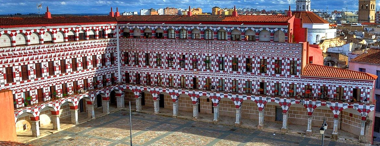 plazas más espectaculares de España