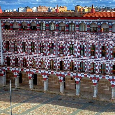 Las plazas más espectaculares de España