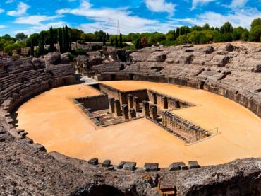 5 impresionantes yacimientos romanos en Andalucía