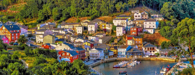 Pueblos más bonitos de A Coruña