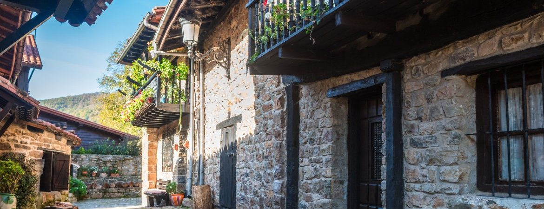 Pueblos de montaña de Cantabria