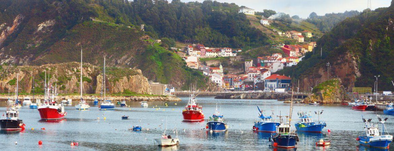Puertos del Norte de España de visita obligada
