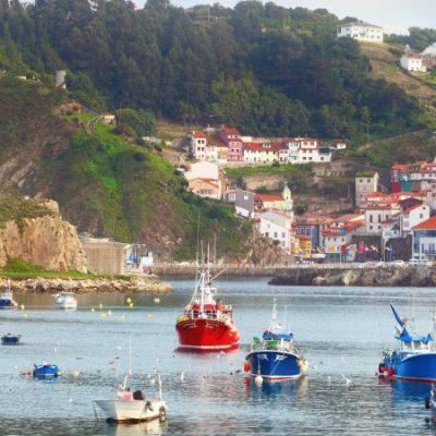 7 puertos del Norte de España de visita obligada