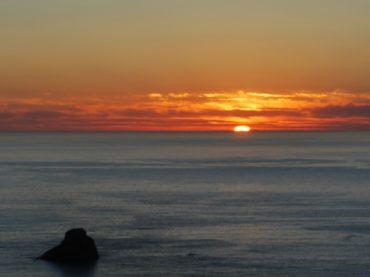 La puesta de sol más famosa de España   El Rincón del Finde