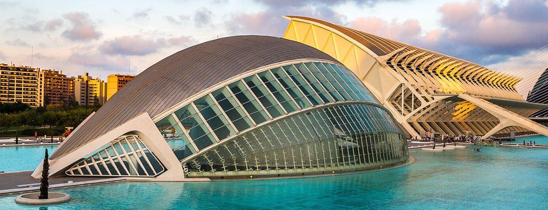 qué hacer en Valencia, ciudad de las Artes y las Ciencias