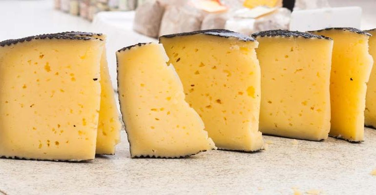 Spanish Cheeses with a Designation of Origin