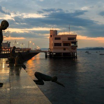 Lo que nadie sabe acerca del monumento a los Raqueros de Santander