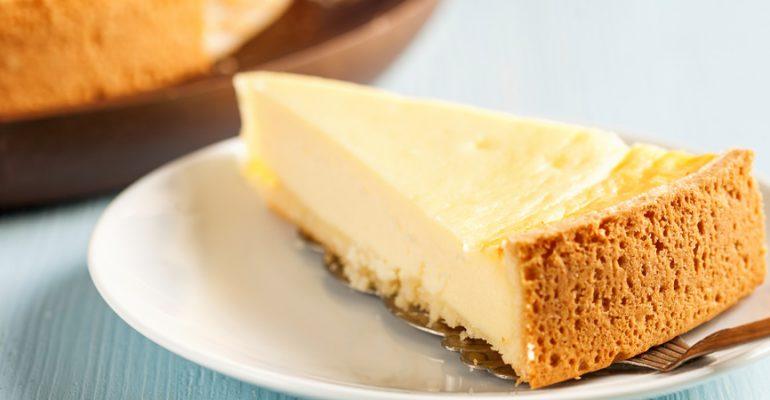 Receta de tarta de queso asturiana