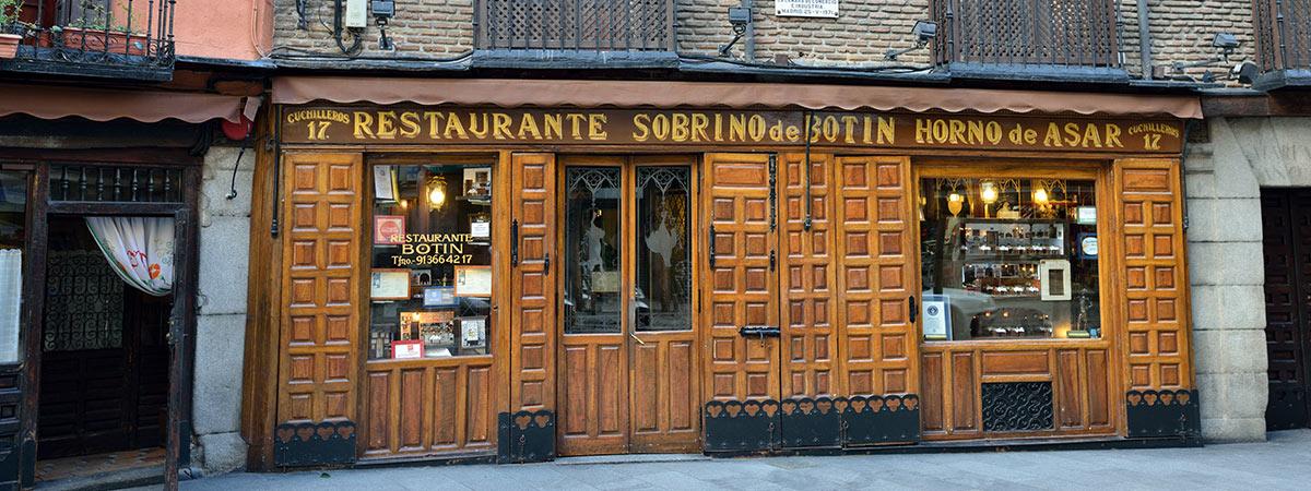 Los bares y restaurantes más antiguos de España | España Fascinante