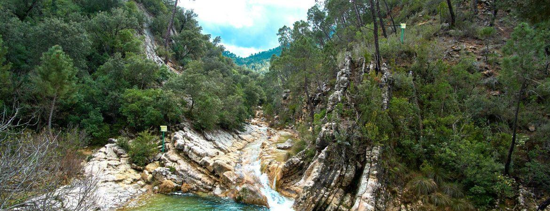 9 rincones naturales de Jaén