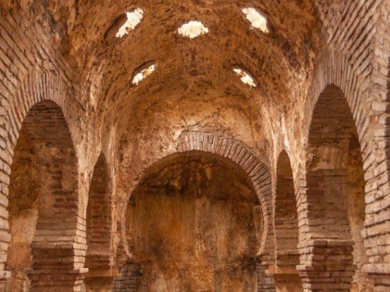 Los baños árabes mejor conservados de la península ibérica