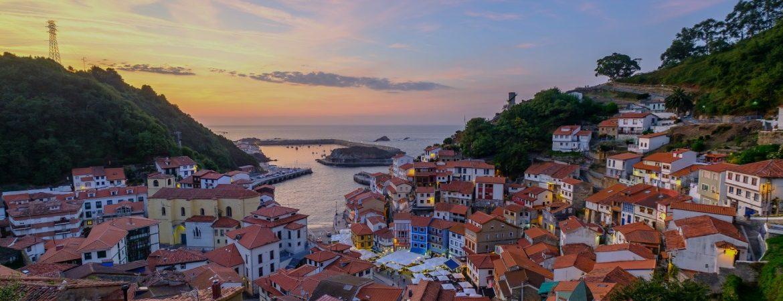 Ruta por la costa asturiana de pueblo en pueblo