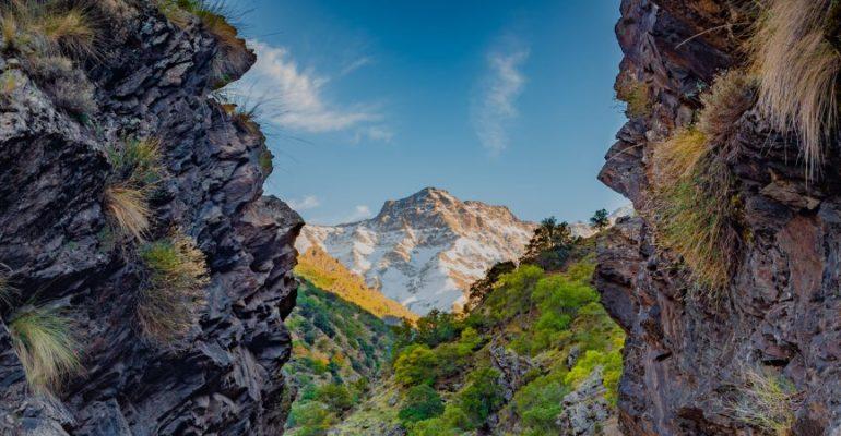 Ruta Vereda de la Estrella, un sendero fascinante en Sierra Nevada