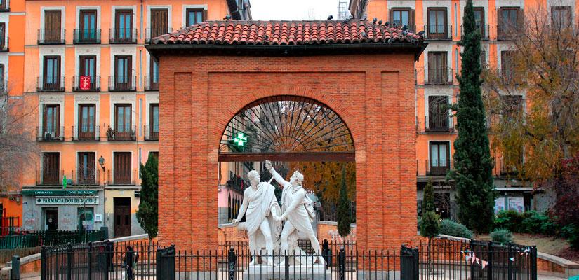 tour por la historia de Madrid: principal