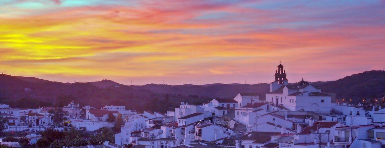 Pueblos bonitos de Huelva