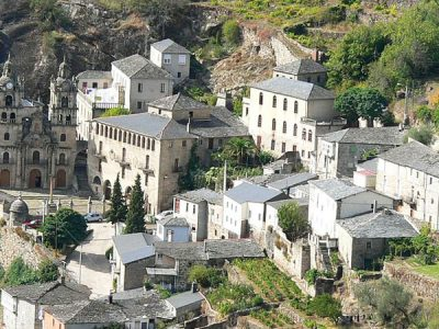 Nuestra Señora de las Ermitas, el impresionante templo oculto en las montañas de Galicia