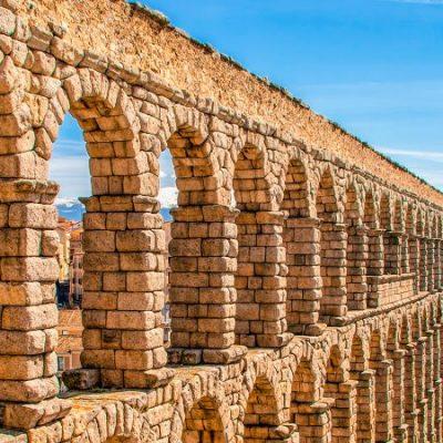 El diablo y el acueducto de Segovia