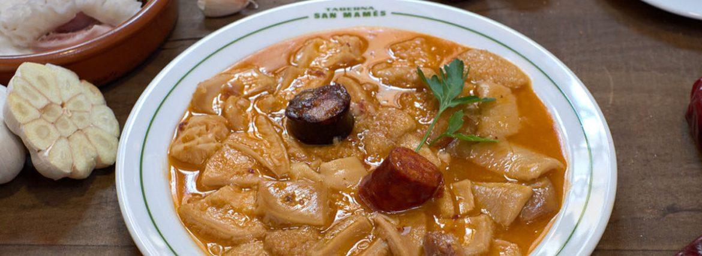 Restaurantes típicos de Madrid a los que solo van madrileños