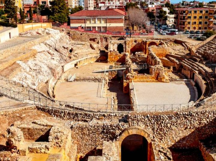 Tarraco: ruta por las huellas romanas en Tarragona