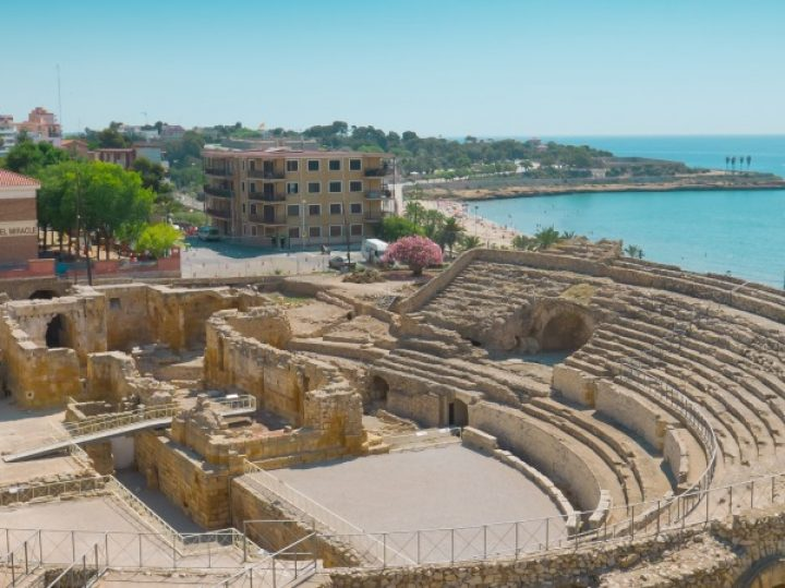 Anfiteatro romano de Tarragona, antiguo y eterno | 7 maravillas de la España Antigua
