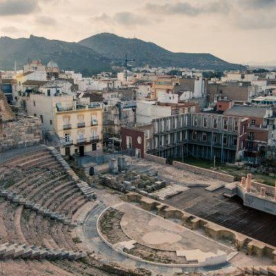 Teatro Romano de Cartagena: escenas del pasado de Cartago Nova
