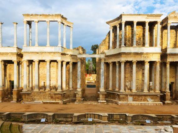 El Teatro Romano de Mérida: teatro 2000 años después | 7 Maravillas de la España Antigua
