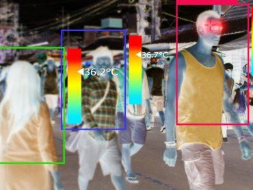 Los aeropuertos vigilarán la temperatura de los pasajeros con cámaras