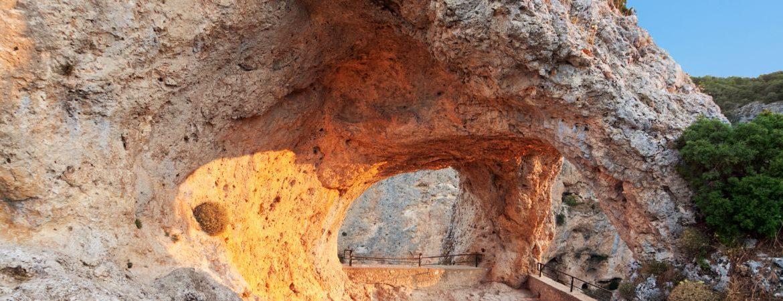 Ventano del Diablo, en la Serranía de Cuenca