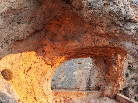 El Ventano del Diablo, un mirador de leyenda en la Serranía de Cuenca