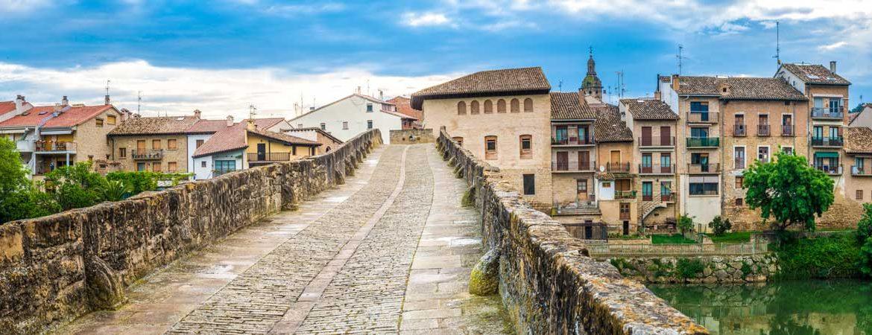 Dónde dormir en Puente la Reina | Alojamientos | España Fascinante