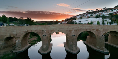 Puente de Carlos III en Alcalá de Guadaíra
