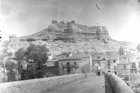 foto antigua san esteban gomaz