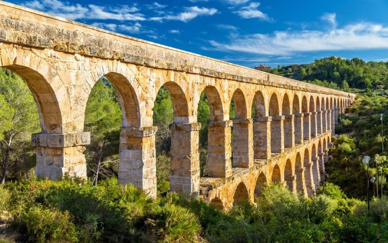 Puente del Diablo, acueducto de Tarragona