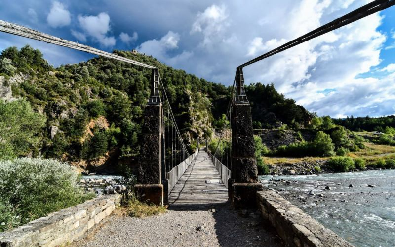 Puente de Jánovas