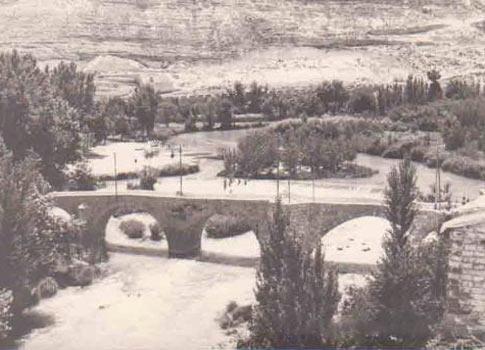 foto antigua alcala jucar