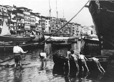 puerto viejo lekeitio