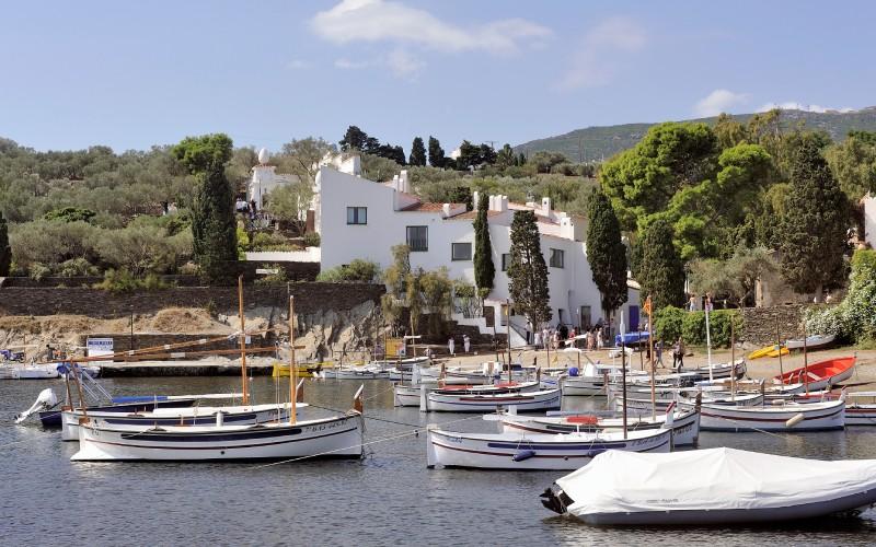Puerto de Portlligat