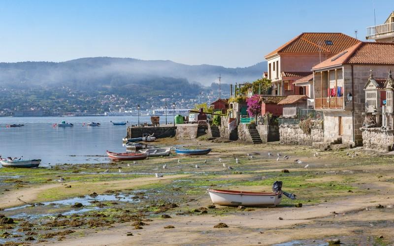 Puerto de Combarro