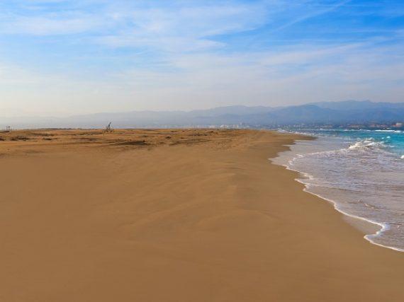Las 13 playas más largas de España, kilómetros de paraíso
