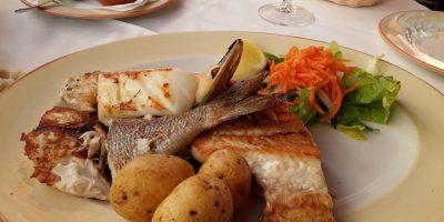 comer pescado jandia puntilla casa menso