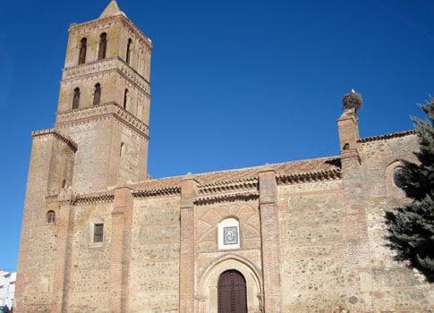 Iglesia de Nuestra Señora de la Concepción de Granja de Torrehermosa