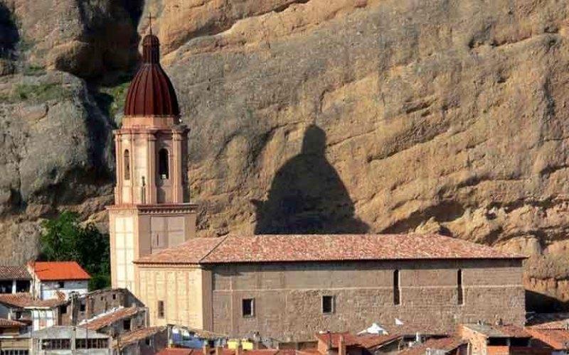 La Iglesia San Salvador de Quel