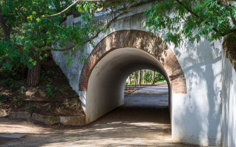 Túnel de la Quinta de los Molinos