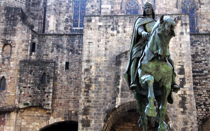 Ramón Berenguer III, primer templario español